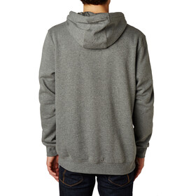 Fox Legacy Moth Fleece Pullover Herren heather graphite